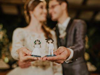 O casamento de Anderson e Isabel 1