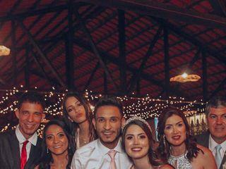 O casamento de Pamella Kelly  e Carlos Henrique  1