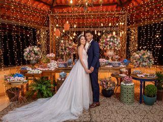 O casamento de Pamella Kelly  e Carlos Henrique