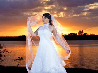 O casamento de Andressa e Carlos 3