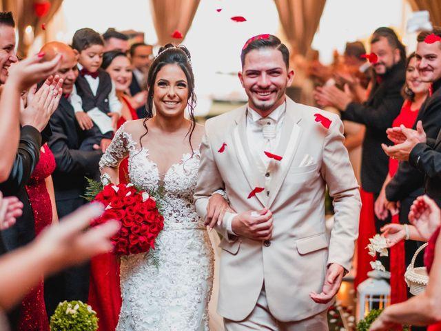 O casamento de Gabi e Thiago