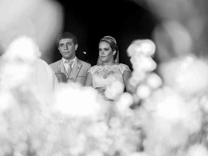 O casamento de Letícia e Fabrício
