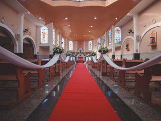 O casamento de Aline e Julio 2