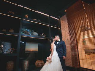 O casamento de Aline e Julio