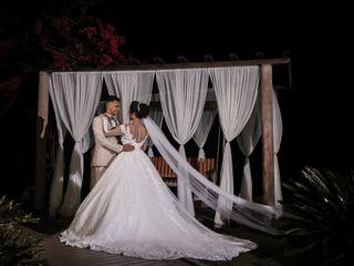 O casamento de Liriel e Fernando