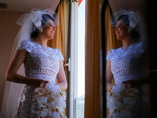 O casamento de Débora e André 1