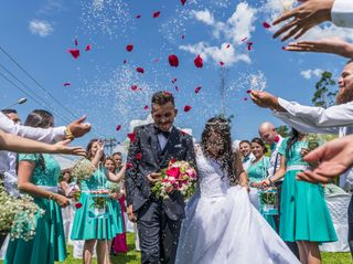 O casamento de Miciele e Jonisom