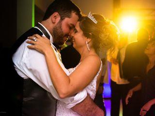 O casamento de Patricia e Philipe