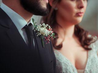 O casamento de Gabriela e Nathan