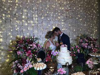 O casamento de Erika e Ricardo
