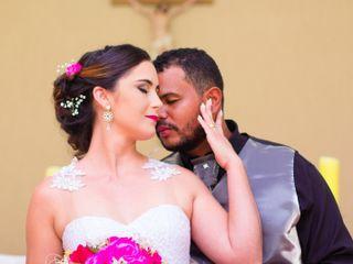 O casamento de Daiane e Cleverton