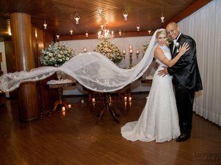 O casamento de Monoelina e Tiago