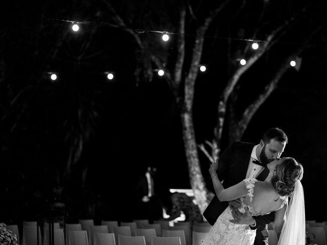 O casamento de Alessandra e Cristiano