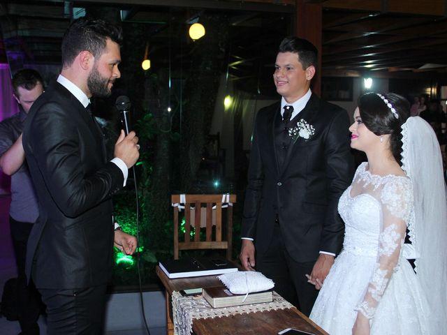 O casamento de Filipe e Yslla em Campo Grande, Mato Grosso do Sul 6