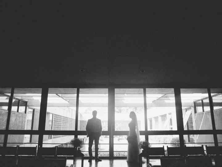 O casamento de Anna e Victor
