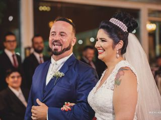 O casamento de Vanessa e Carlos Rogério