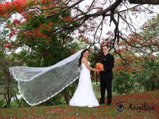 O casamento de Éllen e Claudio 3