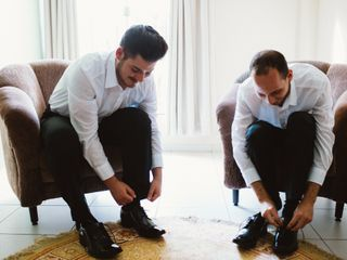 O casamento de Carlos  e Pablo 1