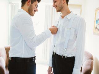 O casamento de Carlos  e Pablo