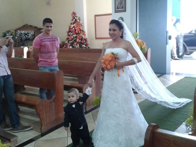 O casamento de Éllen e Claudio