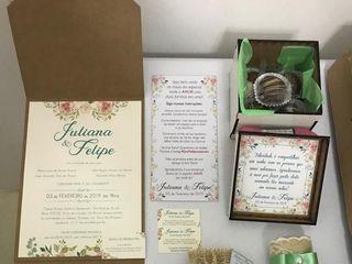 O casamento de Juliana Barros e Felipe Oliveira  2