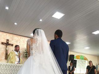 O casamento de Juliana Barros e Felipe Oliveira