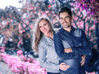O casamento de Laura e Rafael 1