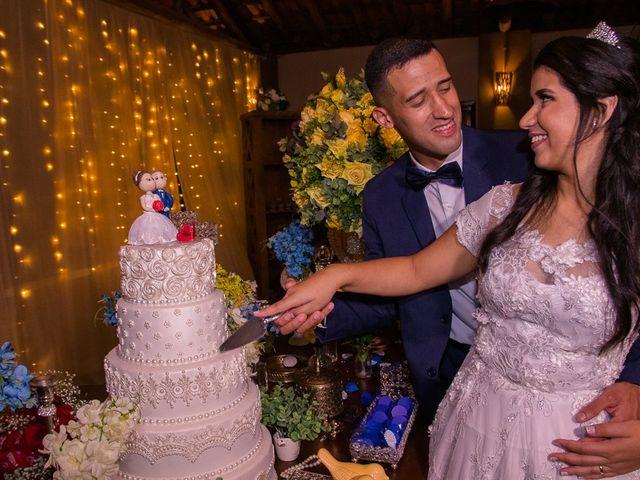 O casamento de Thais e João