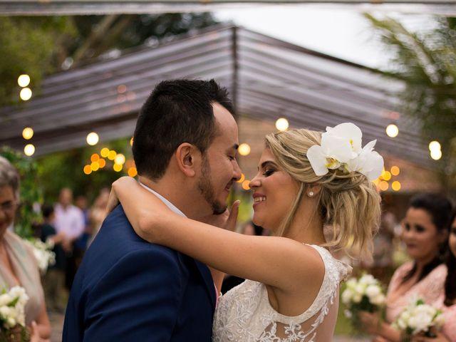 O casamento de Nati e Diogo