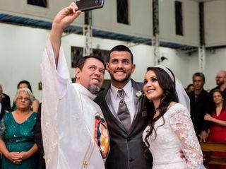 O casamento de Sarah e Denis
