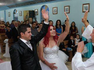 O casamento de Samara e Matheus