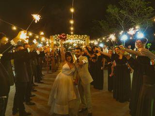 O casamento de Ayane  e Diego