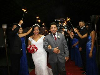 O casamento de Juliana e Fabiano