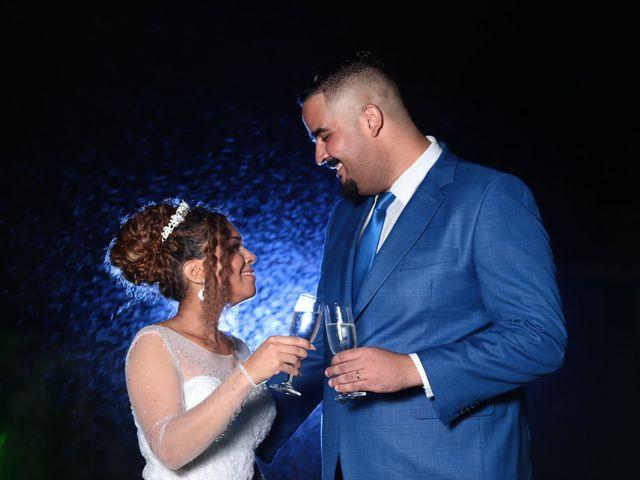 O casamento de Jaqueline e Lucas