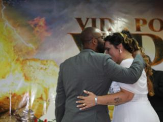 O casamento de Luciana e Emerson 1