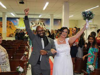 O casamento de Luciana e Emerson