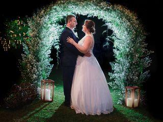 O casamento de Luciana e Ademir
