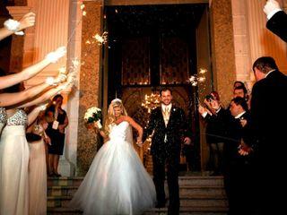 O casamento de Andréa  e Maurício