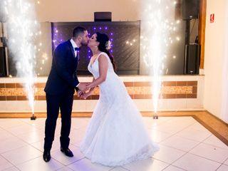 O casamento de Gilmara e Cristiano