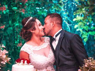 O casamento de Lohaine e Vinicius