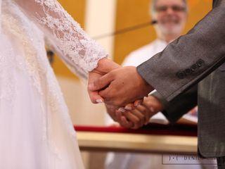 O casamento de Carolina e Antonio Neto