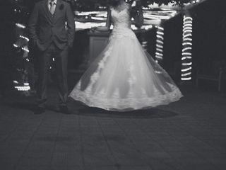 O casamento de Mônica e Pedro