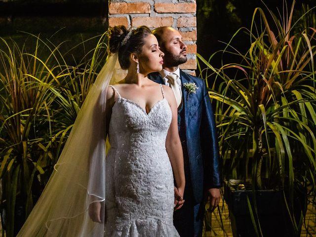 O casamento de Glauber e Camila