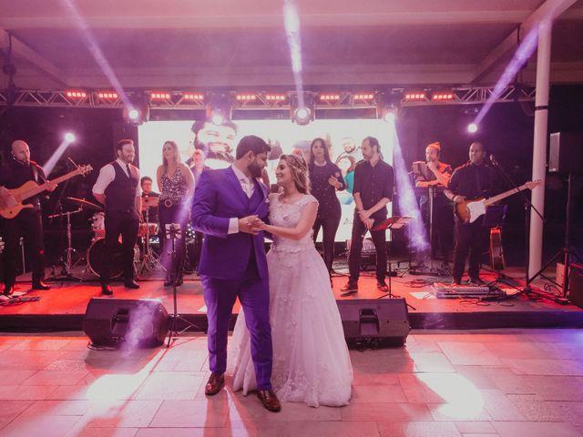 O casamento de Carol e Hernandes