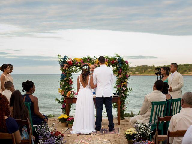 O casamento de Marceli e Jonas