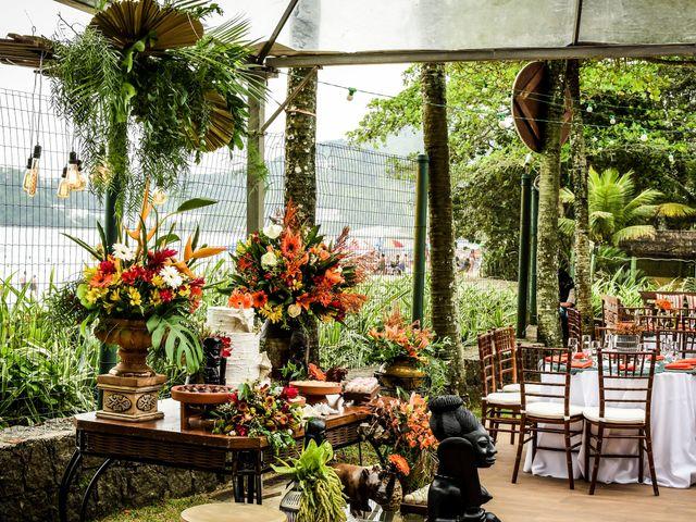 O casamento de Jader e Carol em Ubatuba, São Paulo 9