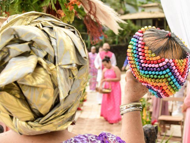 O casamento de Jader e Carol em Ubatuba, São Paulo 17