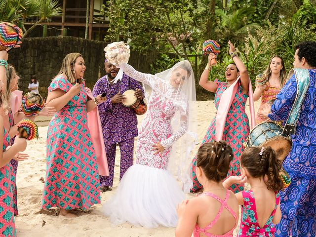 O casamento de Jader e Carol em Ubatuba, São Paulo 21