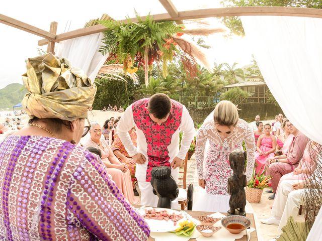 O casamento de Jader e Carol em Ubatuba, São Paulo 28