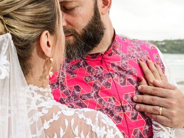 O casamento de Jader e Carol em Ubatuba, São Paulo 38